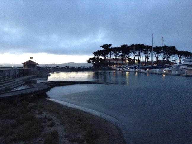 lagoon near st francis yacht club