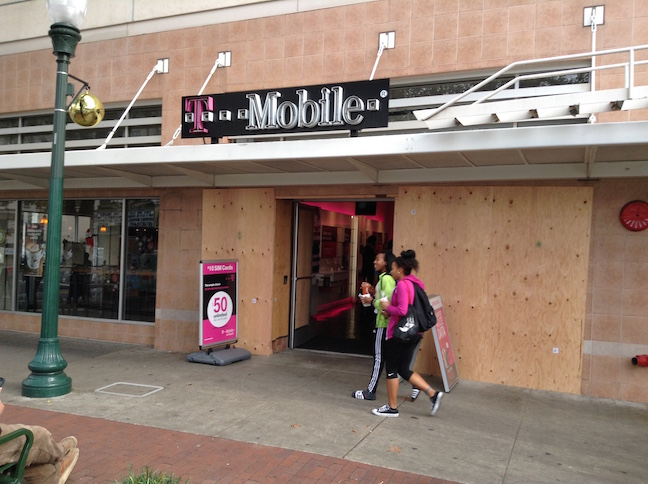 t-mobile on shattuck avenue